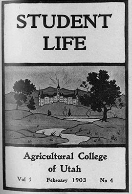 student life magazine in 1914